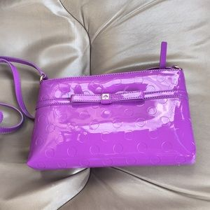 Kate Spade Purple Crossbody